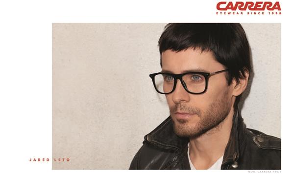 Acessórios  Carrera lança coleção inspirada no astro Jared Leto ... 8c1e991fd6
